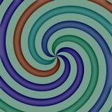 Grunge swirl generated texture Stock Photo