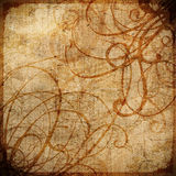 Grunge swirls Royalty Free Stock Image