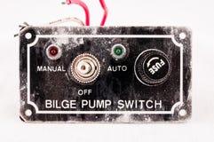 Grunge Switch Interruptor Royalty Free Stock Photos