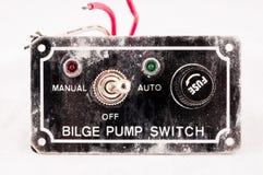 Grunge Switch Interruptor Royalty Free Stock Photo