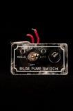 Grunge Switch Interruptor Stock Image