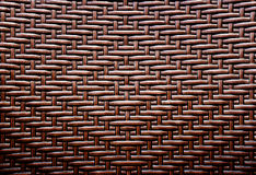 Grunge synthetic rattan weave texture Royalty Free Stock Image