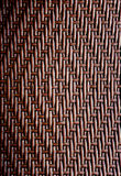 Grunge synthetic rattan weave texture Royalty Free Stock Images