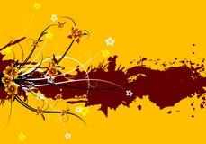grunge tła abstrakcyjne ilustracji