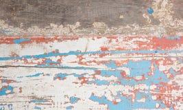Grunge tła drewniana ściana Obrazy Stock