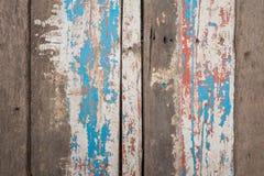 Grunge tła drewniana ściana Fotografia Royalty Free