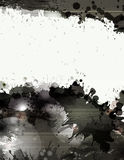 Grunge tło Obrazy Royalty Free