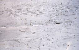 Grunge tło Strugać farbę na starej drewnianej podłoga Obrazy Stock
