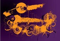 grunge tła Obrazy Royalty Free