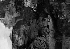 grunge tła w b Obraz Stock
