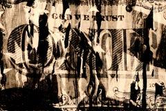 grunge tła Obraz Royalty Free