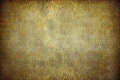 Grunge tappningwallpaper Arkivbild