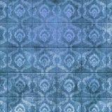 Grunge tappningwallpaper Royaltyfri Bild