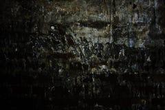 Grunge tekstura, ścienny tło, winieta Obrazy Royalty Free