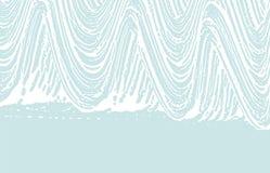 Grunge tekstura Cierpienie błękitny szorstki ślad fajne tło Hałasu grunge brudna tekstura Niepokalany a ilustracji