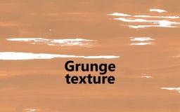 Grunge tekstury beż Obrazy Royalty Free