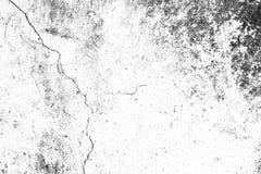 Grunge tekstury czarny i biały Miastowy szablon Miejsce nad jakaś ob Obraz Stock