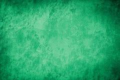 Grunge tekstury kanwy zielona tkanina Obraz Royalty Free