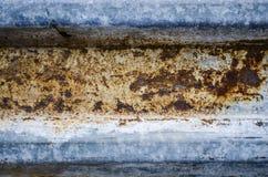 Grunge tekstury rdza Obrazy Royalty Free