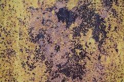 Grunge tekstury rdza Obraz Stock
