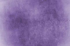 Grunge tekstury tło w fiołku Fotografia Royalty Free