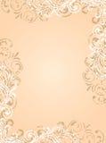 Grunge template. Decorative template grunge background, illustration Royalty Free Stock Photos