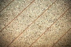 Grunge terrazzo floor Stock Images