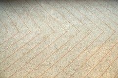 Grunge terrazzo floor Stock Photography