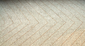 Grunge terrazzo floor Royalty Free Stock Images