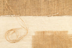 Grunge textile Stock Images