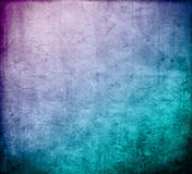 Grunge texture. Grunge background in cold colors Stock Photo