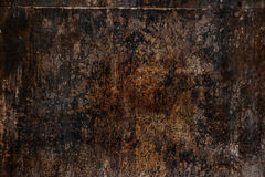 Grunge texture, old dark background Stock Photography