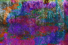 Grunge texture. Colorful grunge texture old wall royalty free stock images
