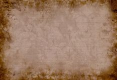 Grunge texture. With brown colour Royalty Free Stock Images