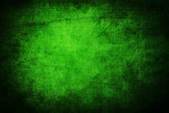 Grunge texture and background green Stock Photography