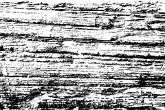 Grunge texture,Black and white detail wood wall,Distress overlay Stock Photography
