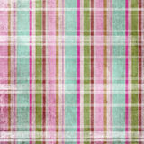 Grunge Texture with Color Stripes Stock Photography