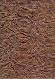 Grunge texture - crumpled paper Stock Photography