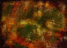 Grunge Texture. A digitally created grunge texture background that resembles old rusty metal royalty free stock photo