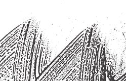 Grunge texture. Distress black grey rough trace. Appealing background. Noise dirty grunge texture. A. Stonishing artistic surface. Vector illustration Royalty Free Illustration