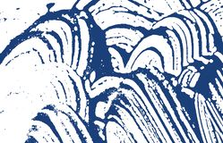 Grunge texture. Distress indigo rough trace. Delig. Htful background. Noise dirty grunge texture. Actual artistic surface. Vector illustration royalty free illustration