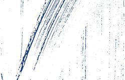 Grunge texture. Distress indigo rough trace. Dramatic background. Noise dirty grunge texture. Uncomm. On artistic surface. Vector illustration vector illustration