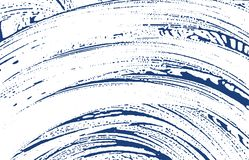 Grunge texture. Distress indigo rough trace. Dramatic background. Noise dirty grunge texture. Origin. Al artistic surface. Vector illustration royalty free illustration