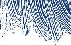 Grunge texture. Distress indigo rough trace. Elega. Nt background. Noise dirty grunge texture. Decent artistic surface. Vector illustration stock illustration