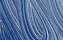 Grunge texture. Distress indigo rough trace. Excep. Tional background. Noise dirty grunge texture. Eminent artistic surface. Vector illustration stock illustration