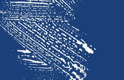 Grunge texture. Distress indigo rough trace. Extra. Background. Noise dirty grunge texture. Decent artistic surface. Vector illustration stock illustration