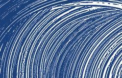 Grunge texture. Distress indigo rough trace. Extraordinary background. Noise dirty grunge texture. E. Xtra artistic surface. Vector illustration stock illustration