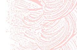Grunge texture. Distress pink rough trace. Fair ba. Ckground. Noise dirty grunge texture. Popular artistic surface. Vector illustration stock illustration