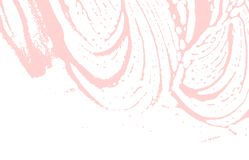 Grunge texture. Distress pink rough trace. Fair ba. Ckground. Noise dirty grunge texture. Tempting artistic surface. Vector illustration royalty free illustration