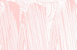Grunge texture. Distress pink rough trace. Fair background. Noise dirty grunge texture. Flawless artistic surface. Vector illustration vector illustration